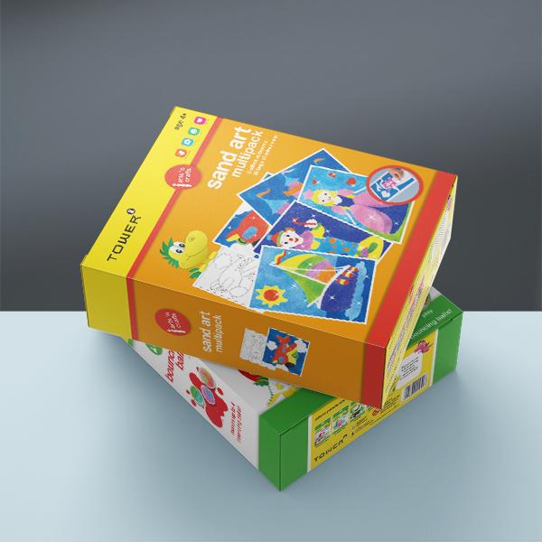 Tower packaging
