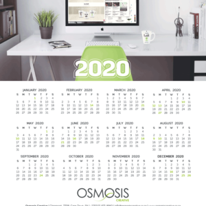2020 A3 Year-at-a-Glance A