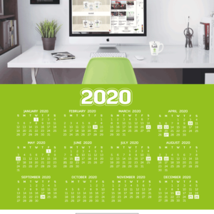 2020 A3 Year-at-a-Glance C