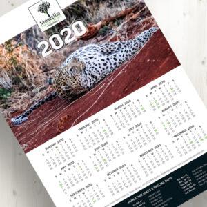 A3 Calendars