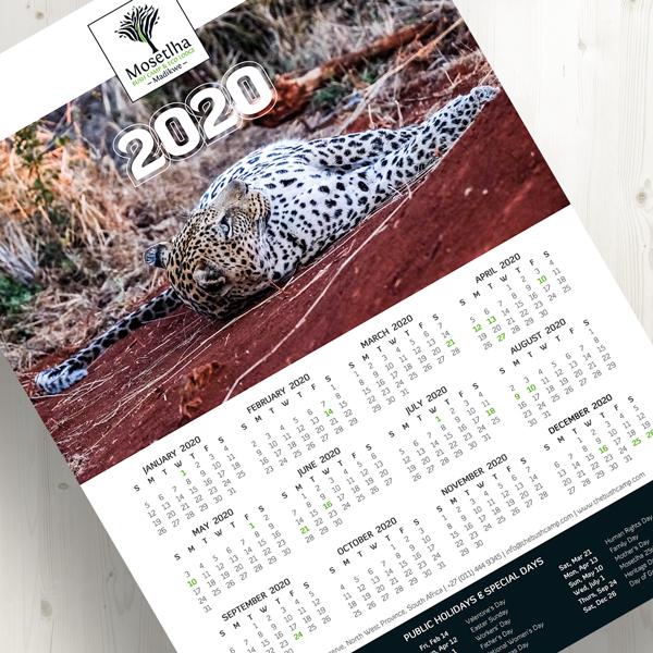 A3 calendars category