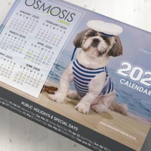Tent Calendars