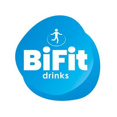 BiFit Drinks logo