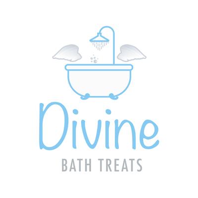 Divine Bath Treats Logo