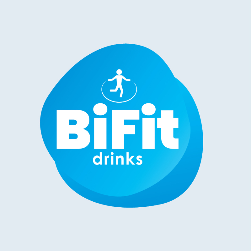 BiFit Drinks logo