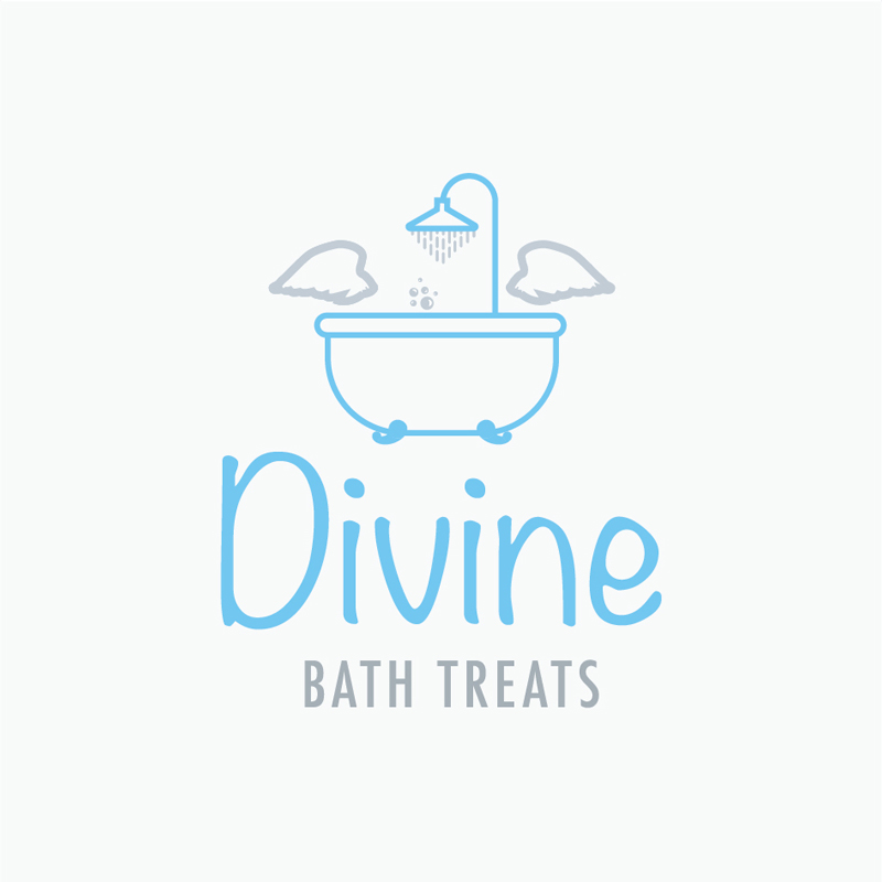 Divine Bath Treats logo