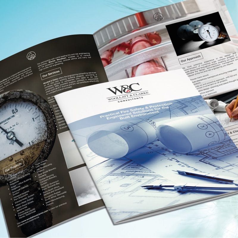 Print design, layout and DTP