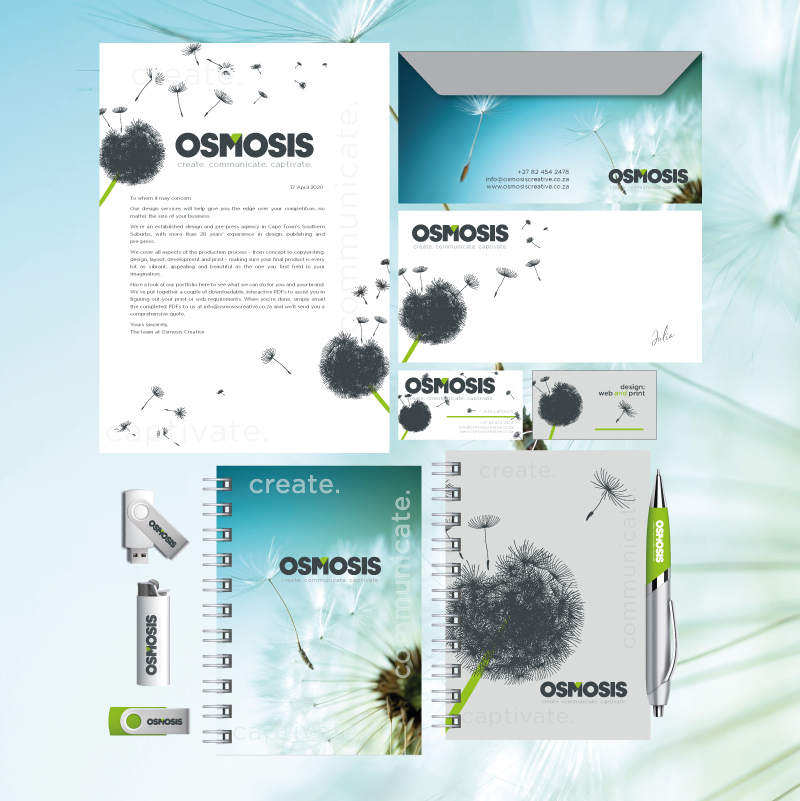 Osmosis Stationery
